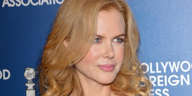 Nicole Kidman - 2013 Hollywood Foreign Press Association Installation Luncheon - Arrivals