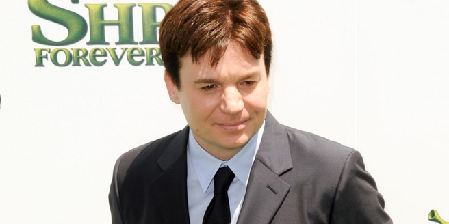 """Cameron Diaz and Mike Myers - """"Shrek Forever After"""" Los Angeles Premiere - Arrivals - Gibson Amphitheater"""