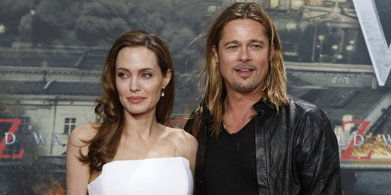 "Brad Pitt and Angelina Jolie - ""World War Z"" Germany Premiere thumb"