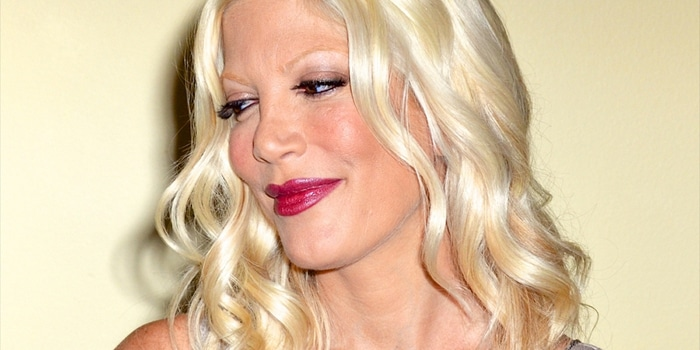 Tori Spelling - 84th Annual Cedar-Sinai The Helping Hand of Los Angeles Mother's Day Luncheon - Arrivals