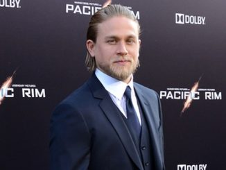 """Charlie Hunnam - """"Pacific Rim"""" Hollywood Premiere - Arrivals"""