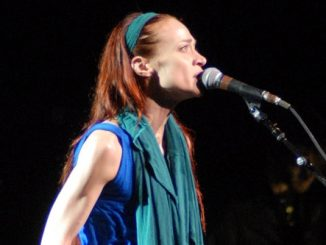 Fiona Apple - Fiona Apple in Concert at The Chicago Theater in Chicago - July 10, 2012 - The Chicago Theater