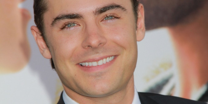 "Zac Efron - ""The Lucky One"" Los Angeles Premiere"