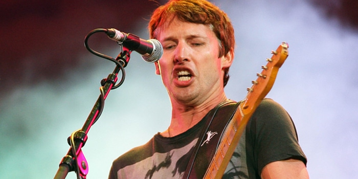 James Blunt - BBC Radio 2 Live in Hyde Park 2011 - Hyde Park - London, UK