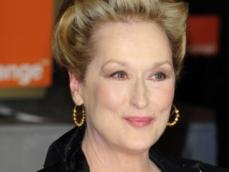 Meryl Streep - 2012 Orange British Academy Film Awards - Arrivals - Royal Opera House