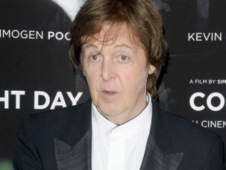 """Paul McCartney - """"Comes a Bright Day"""" UK Premiere - Arrivals"""