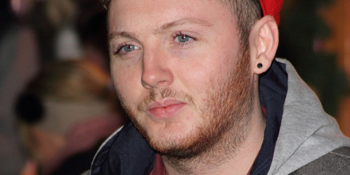 James Arthur - Winter Wonderland 2012 Opening Night Launch Party - Arrivals