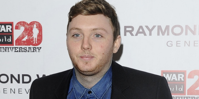 James Arthur - Raymond Weil Pre-Brit Awards Dinner and War Child 20th Anniversary Celebration - Arrivals