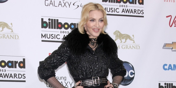 Madonna - 2013 Billboard Music Awards - Press Room