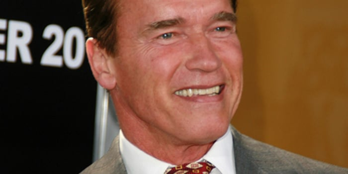 Arnold Schwarzenegger - World Premiere of Rocky Balboa - Gruman's Chinese Theater thumb