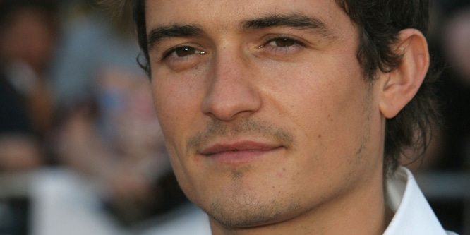 Orlando Bloom - Pirates of the Caribbean: At World's End - Movie Premiere - Arrivals - Disneyland