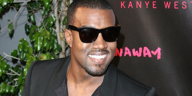 Kanye West: North West pinkelt ihn an! - Promi Klatsch und Tratsch
