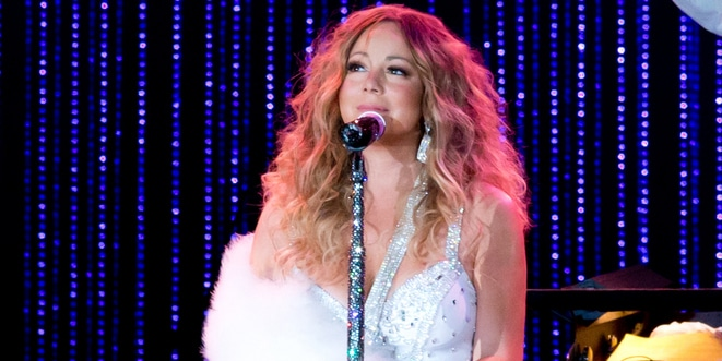 Mariah Carey - MLB All-Star Charity Concert Starring the New York Philharmonic with Special Guest Mariah Carey Benefiting Sandy Relief in Central Park