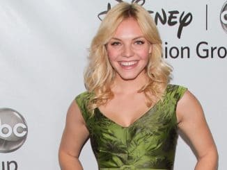 Eloise Mumford - Disney ABC Television Group 2012 Winter TCA Press Tour All-Star Party - Arrivals