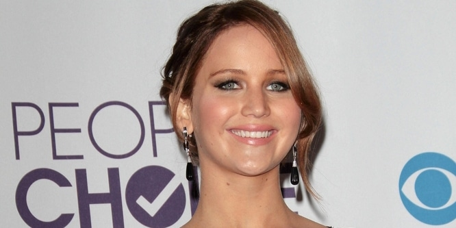 Jennifer Lawrence - People's Choice Awards 2013 - Press Room