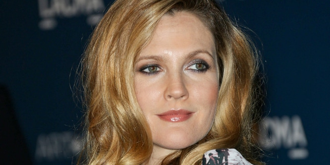 Drew Barrymore - LACMA 2013 Art + Film Gala Honoring Martin Scorsese and David Hockney Presented by Gucci thumb