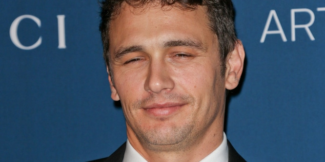 James Franco - LACMA 2013 Art + Film Gala Honoring Martin Scorsese and David Hockney Presented by Gucci