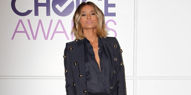 Ciara - 2014 People's Choice Awards Nominations Announcement Press Conference