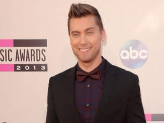 Lance Bass - 41st Annual American Music Awards