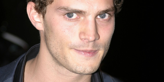 Jamie Dornan - Marie Antoinette Movie Premiere in New York - Arrivals - Alice Tully Hall Lincoln Center