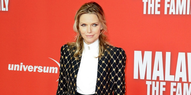 "Michelle Pfeiffer - ""The Family"" Germany Premiere - Arrivals"
