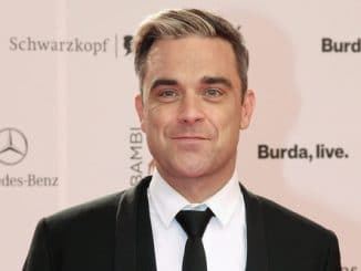 Robbie Williams - Bambi Awards 2013 - Arrivals
