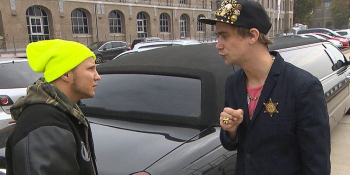 Berlin Tag und Nacht: Kann Schmidti Isabelle beeindrucken? - TV News
