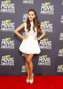 Ariana Grande - 2013 MTV Movie Awards
