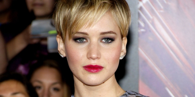 """Jennifer Lawrence - """"The Hunger Games: Catching Fire"""" Los Angeles Premiere - Arrivals"""