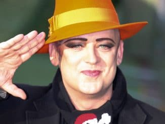 "Boy George - ""Gnomeo & Juliet"" UK Premiere - Arrivals"