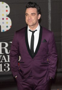 Robbie Williams - BRIT Awards 2013