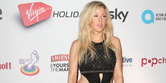Ellie Goulding - Attitude Magazine Awards 2013 - Arrivals