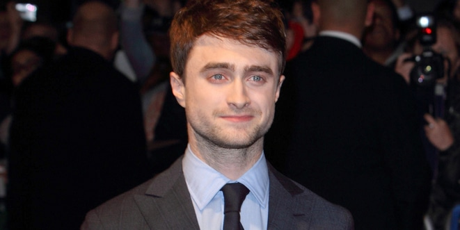 Daniel Radcliffe - 57th Annual BFI London Film Festival