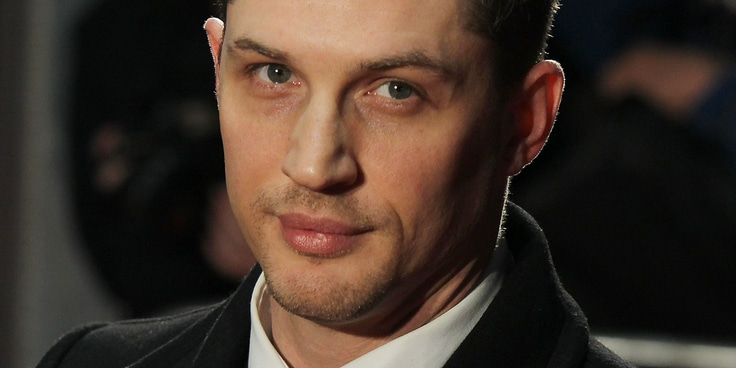 Tom Hardy - 57th Annual BFI London Film Festival thumb