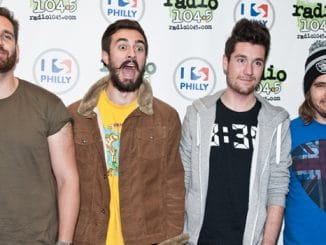Bastille - Bastille in Concert at Radio 104.5's Performance Theatre in Bala Cynwyd - September 29, 2013