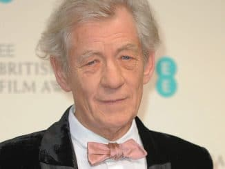 Ian McKellen - EE British Academy Film Awards 2013 - Press Room