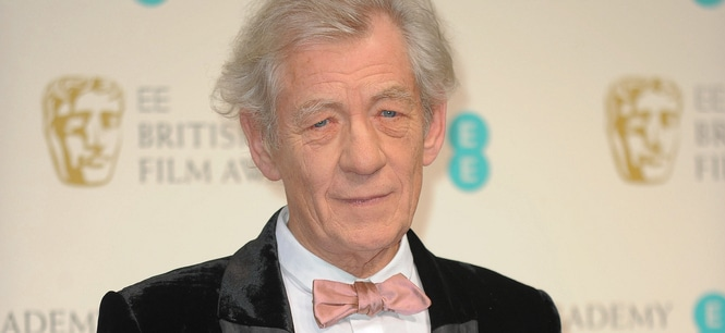 Ian McKellen liebt Gandalf! - Kino News