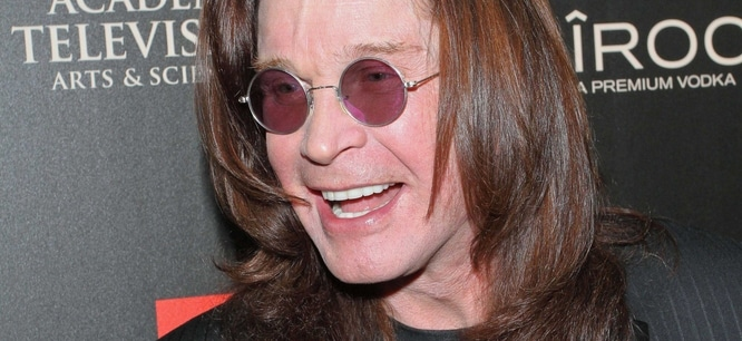 Ozzy Osbourne - 40th Annual Daytime Entertainment Emmy Awards thumb