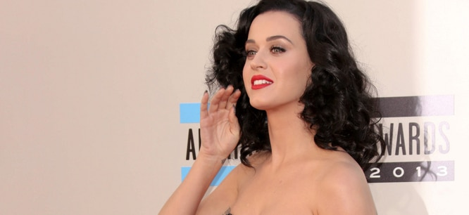 Katy Perry - 41st Annual American Music Awards thumb