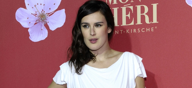 "Rumer Willis - ""Mon Cheri Barbara Day"" Charity Benefit Gala in Munich on December 4, 2012 - Munich"