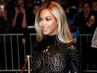 "Beyonce - ""Beyonce"" Album Release Party at School of Visual Arts Theater in New York City on December 21, 2013"