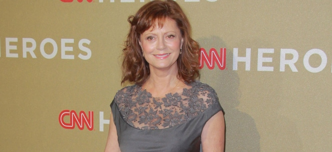 Susan Sarandon - CNN Heroes: An All-Star Tribute - Arrivals