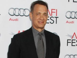 "Tom Hanks - AFI Fest 2013 - Opening Night Gala Screening of ""Saving Mr. Banks"" - Arrivals"