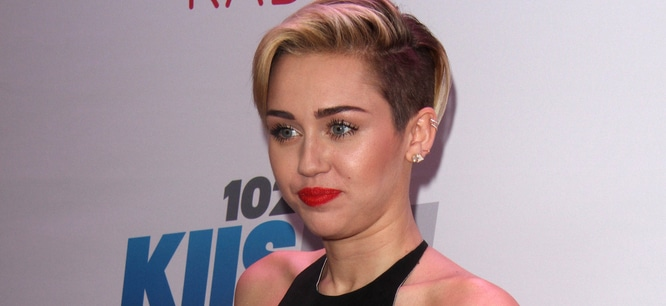 Miley Cyrus - KIIS FM Jingle Ball 2013 thumb