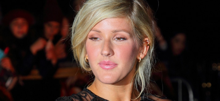 "Ellie Goulding - ""The Hunger Games: Catching Fire"" World Premiere - Arrivals"