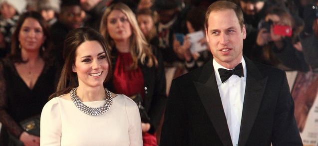 "atherine, Duchess of Cambridge and Prince William, Duke of Cambridge - Royal Film Performance 2013: ""Mandela: Long Walk to Freedom"""
