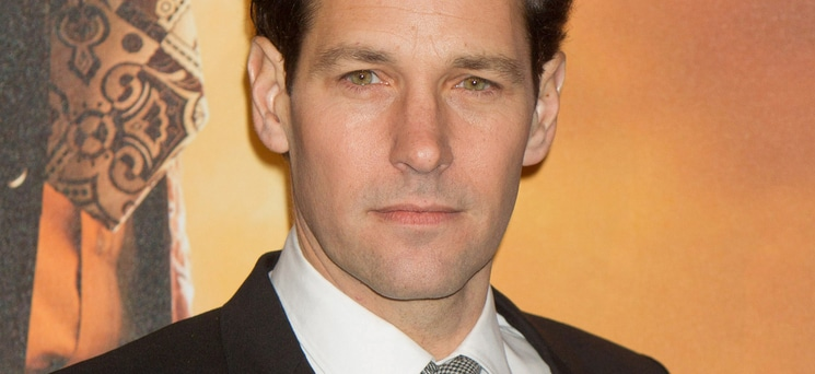 "Paul Rudd - ""Anchorman 2: The Legend Continues"" UK Premiere - Arrivals"