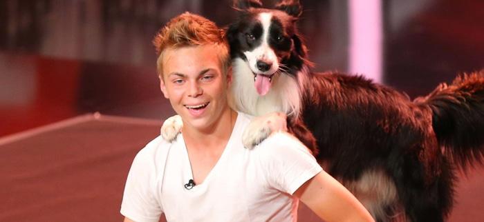 Lukas Pratschker: Falco soll es gut gehen! - TV News