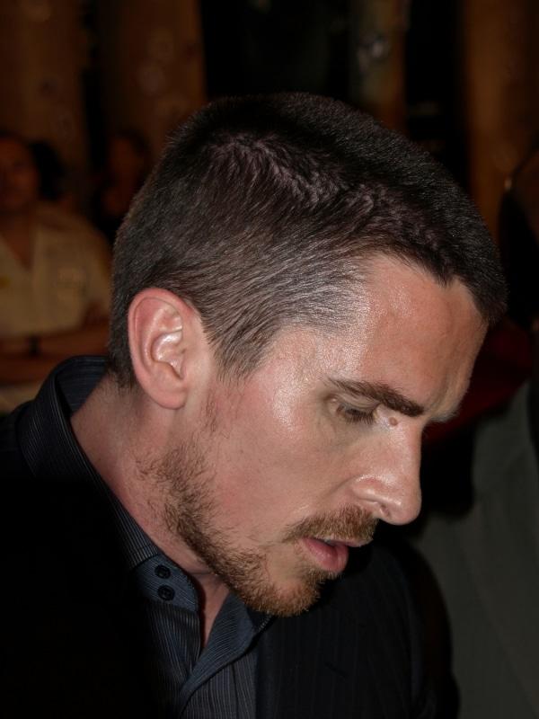 Christian Bale: Ich liebe und hasse die Schauspielerei gleichermaßen - Promi Klatsch und Tratsch