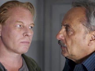 V.l.n.r.: Ben Becker, Wolfgang Stumph